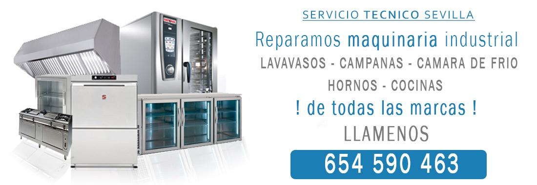 Servicio Técnico Sevilla  Reparación de electrodomésticos.