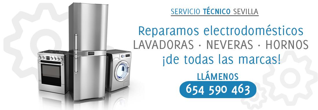 Servicio Técnico Sevilla AEG